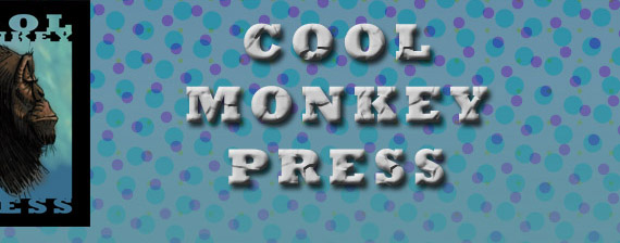 cool monkey logo